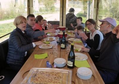calèche-fondue