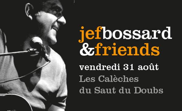 Concert jefbossard&friends
