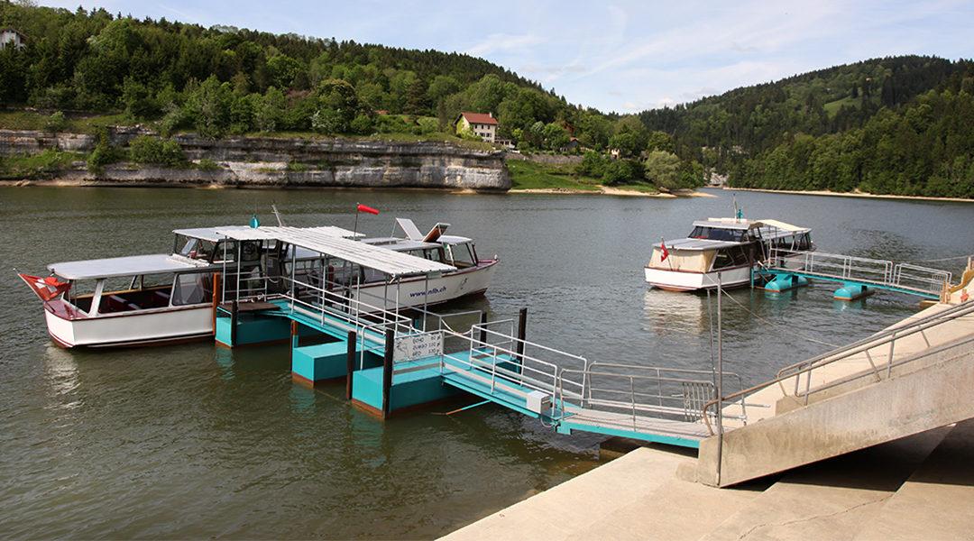 Bassins du Doubs et Lac des Brenets Franco-suisse