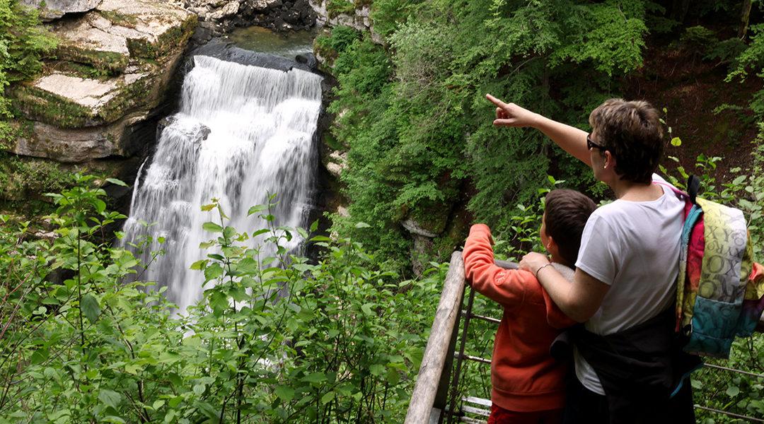 L'excursion FRANCO-SUISSE